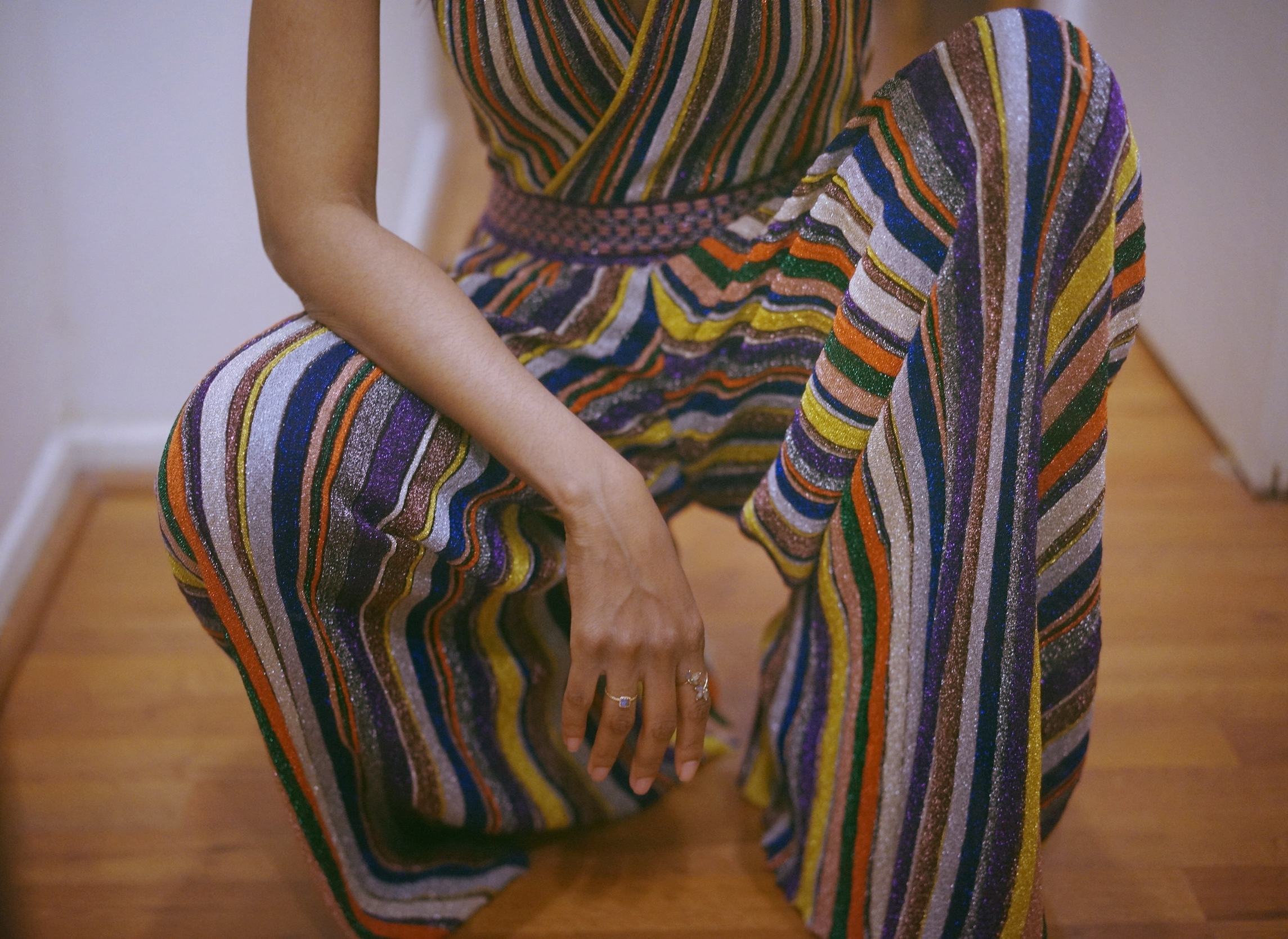 Christine_The_Style_D'affaire_metallic_multicolored_jumpsuit_casual_cool_chic_Tai_Rosita_Missoni_design_nature_art_architecture_modern_cultures_Italian_flair_eveningwear_ bohemian_sophisticated_wearability_versatility_comfortable_fit_m_missoni_brands_timeless_summer_capsule_collection.jpg