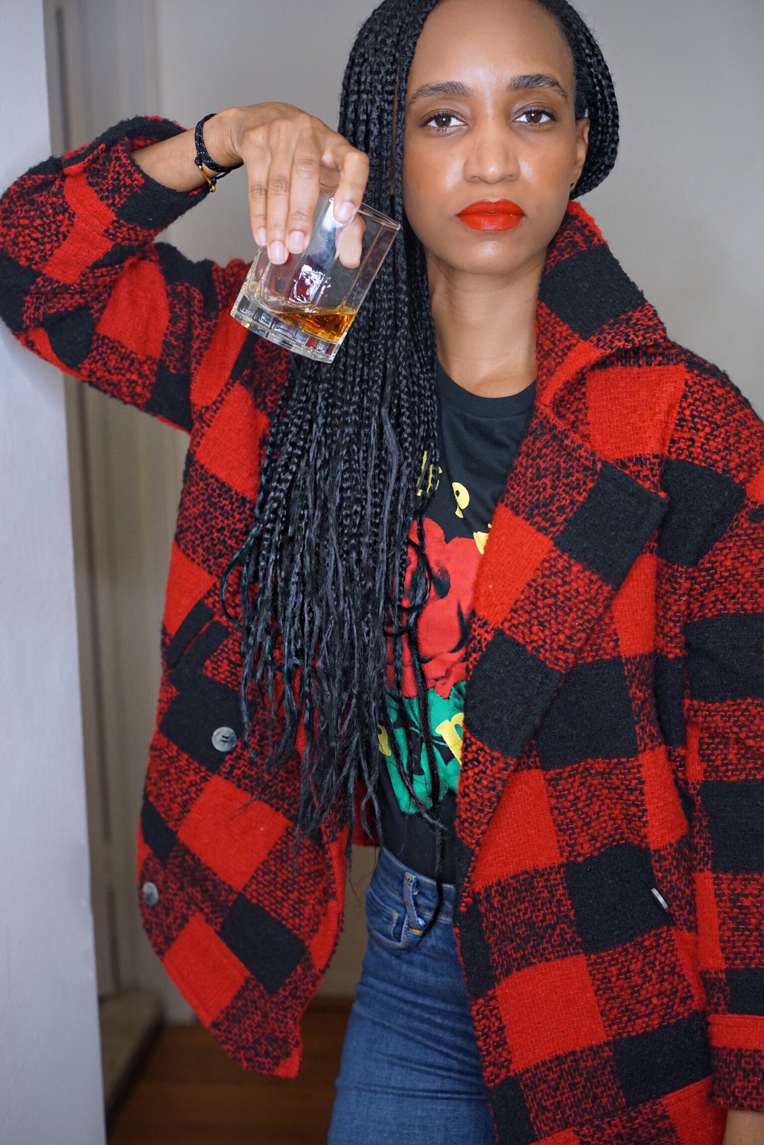 christine_the_style_d_affaire_the_style_club_shirt_lagence_ jeans_timberland_boots_fenty_beauty_rihanna_lipstick.jpg