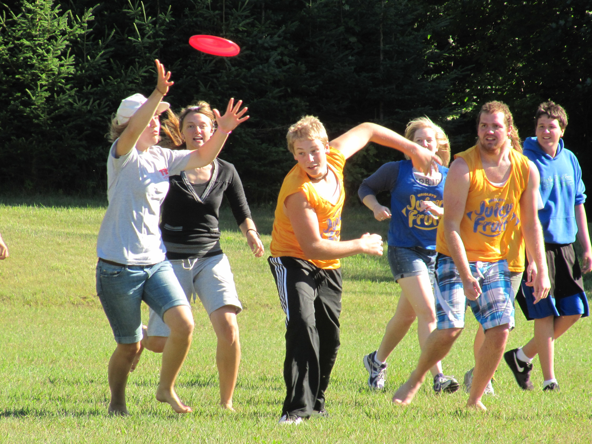 Have Fun   life changing camp experiences for over 50 years