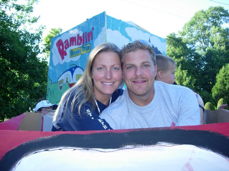 Shaun and Teri Spence,   Camp Directors 2002-2007