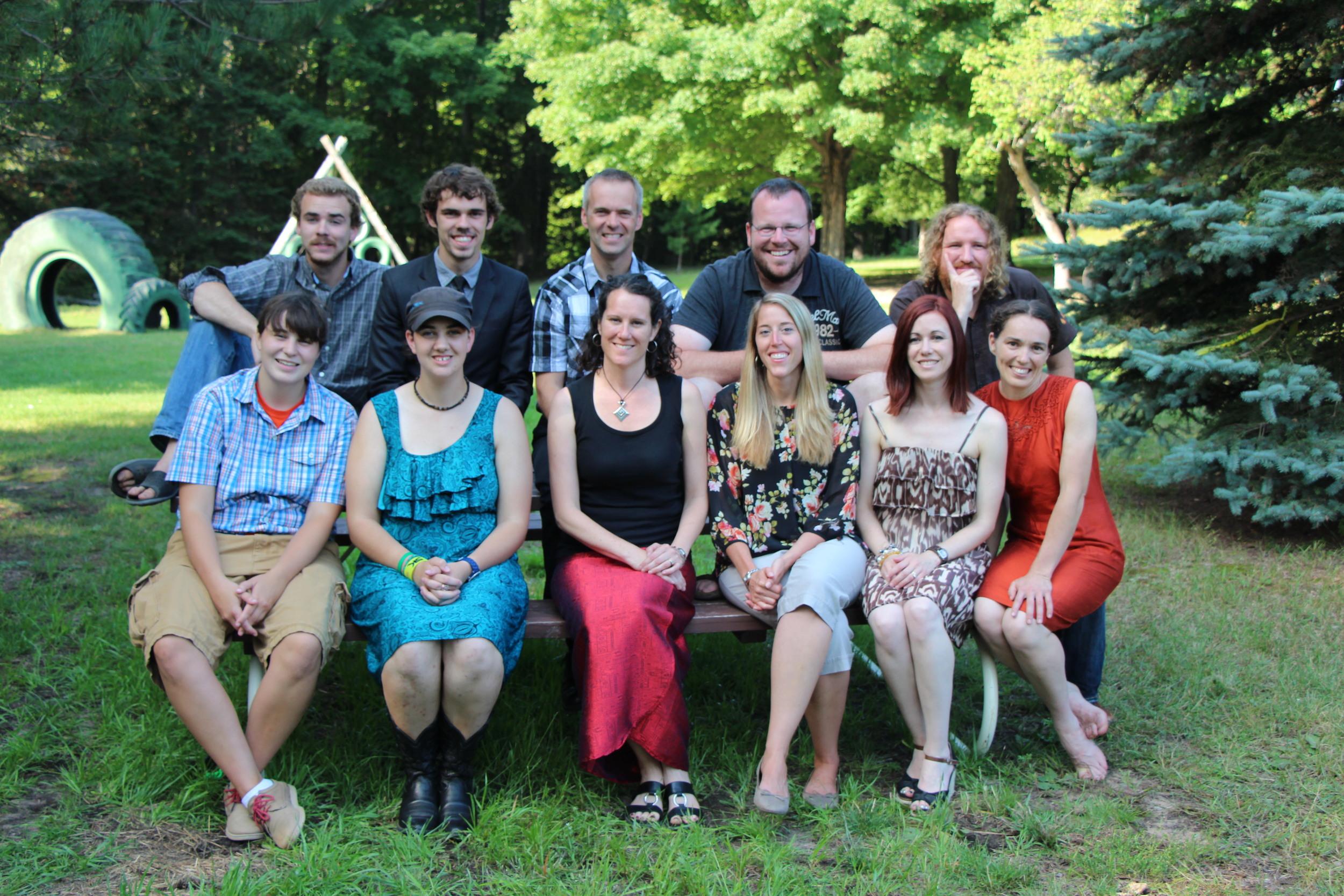The Rock 2014,   Staff Team