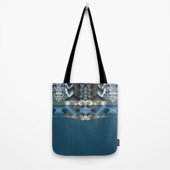 SEA + STONE tote bag