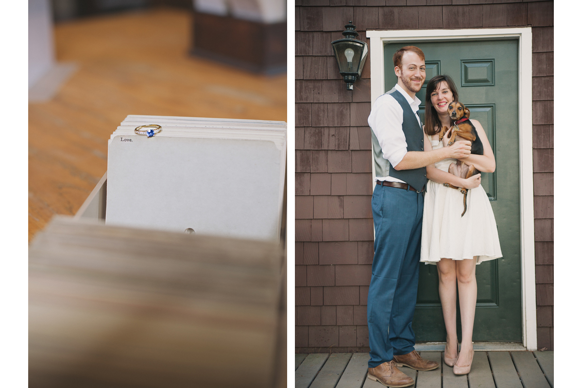 Rustic Camp Elopement | Camp Denison - Georgetown, MA. | Kelly Burgess Photography