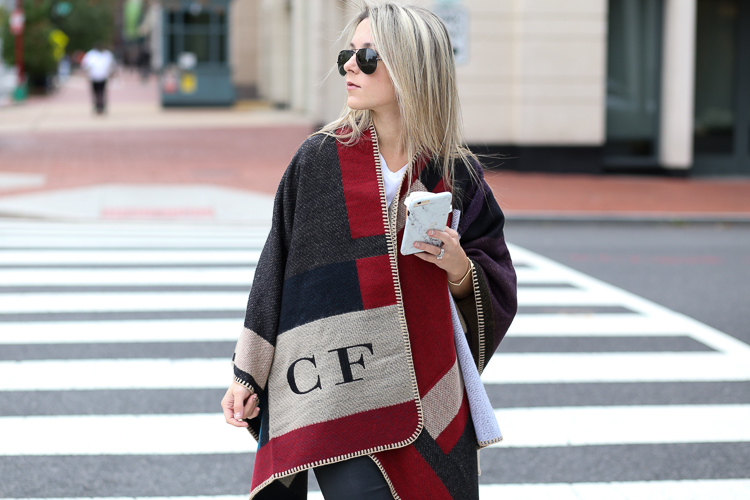 monogrammed_cape_burberry_poncho