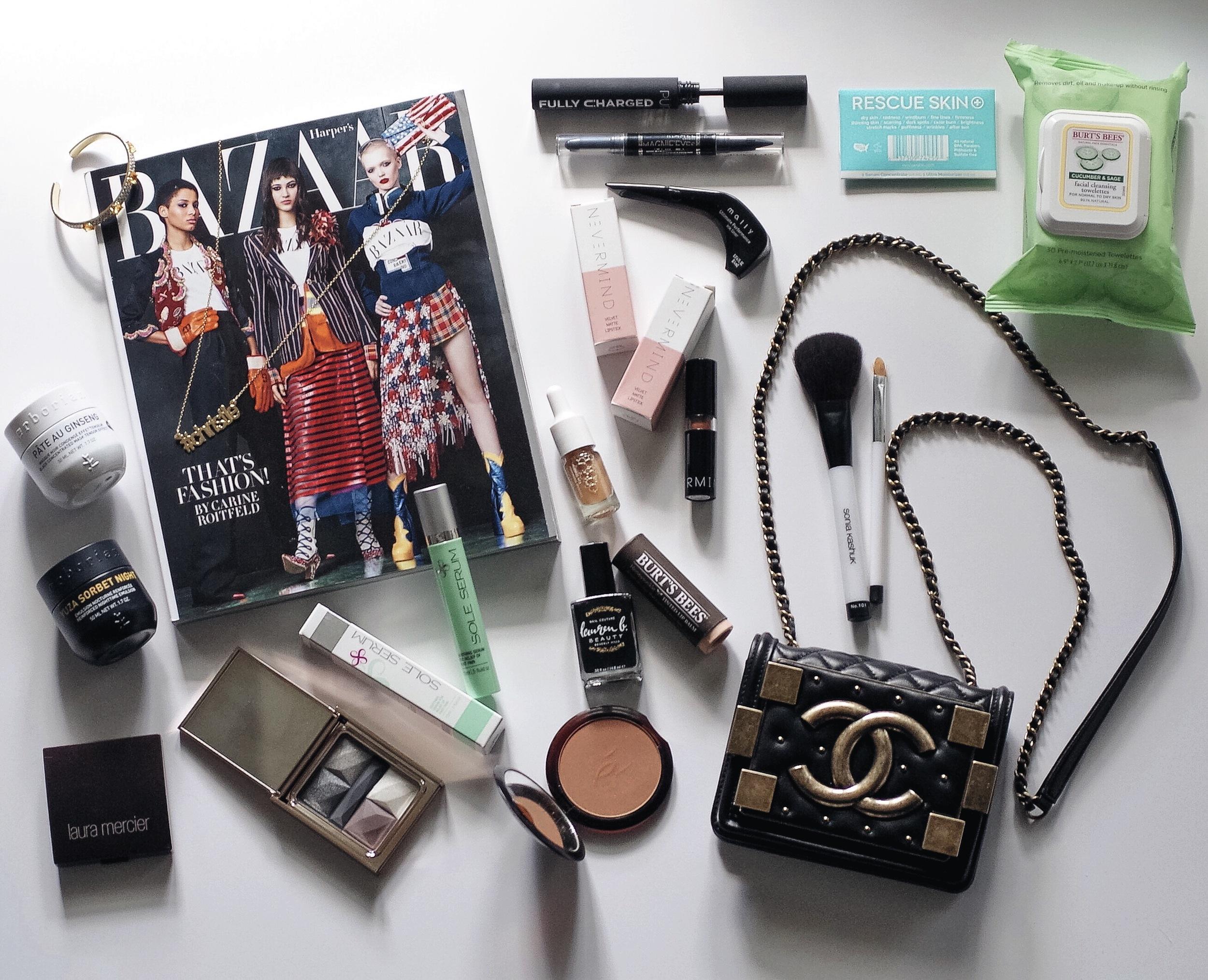 beauty_blogger_survival_kit