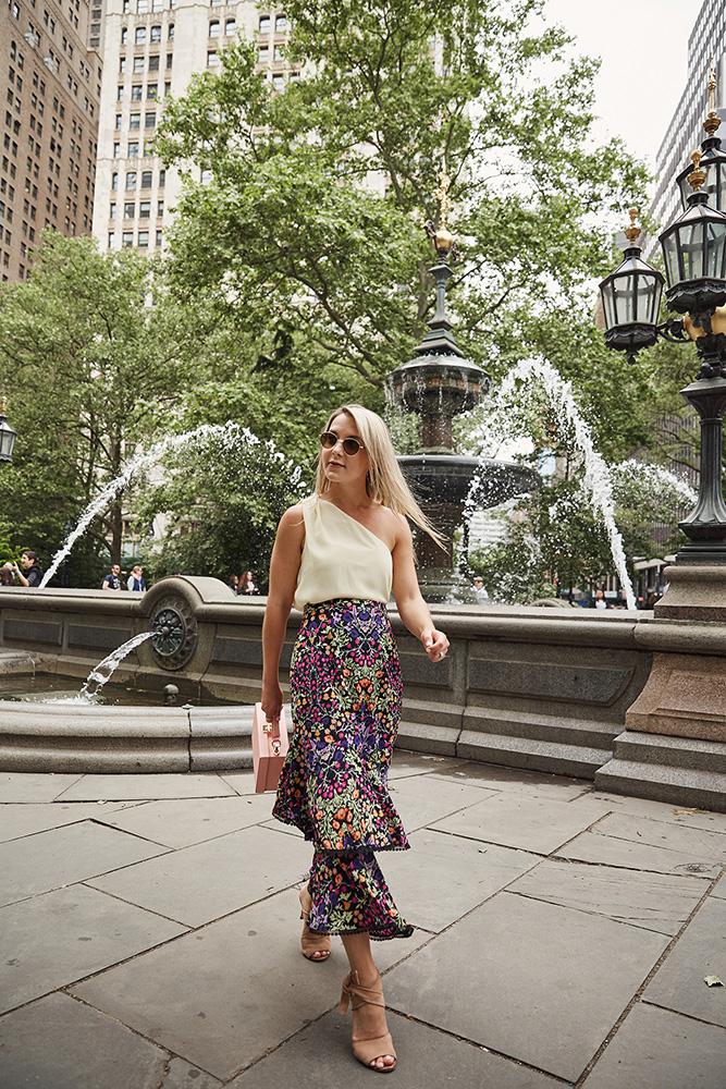 asymmetrical-blouse-ruffle-floral-skirt