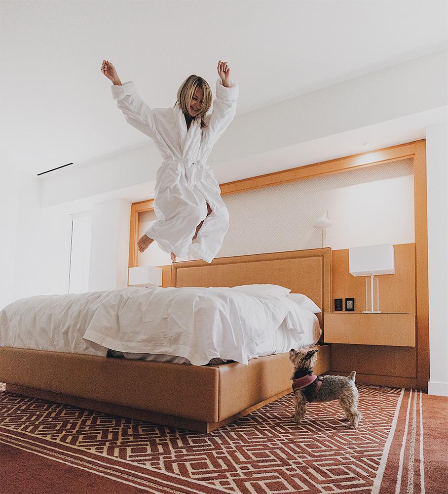 conrad hotel chicago