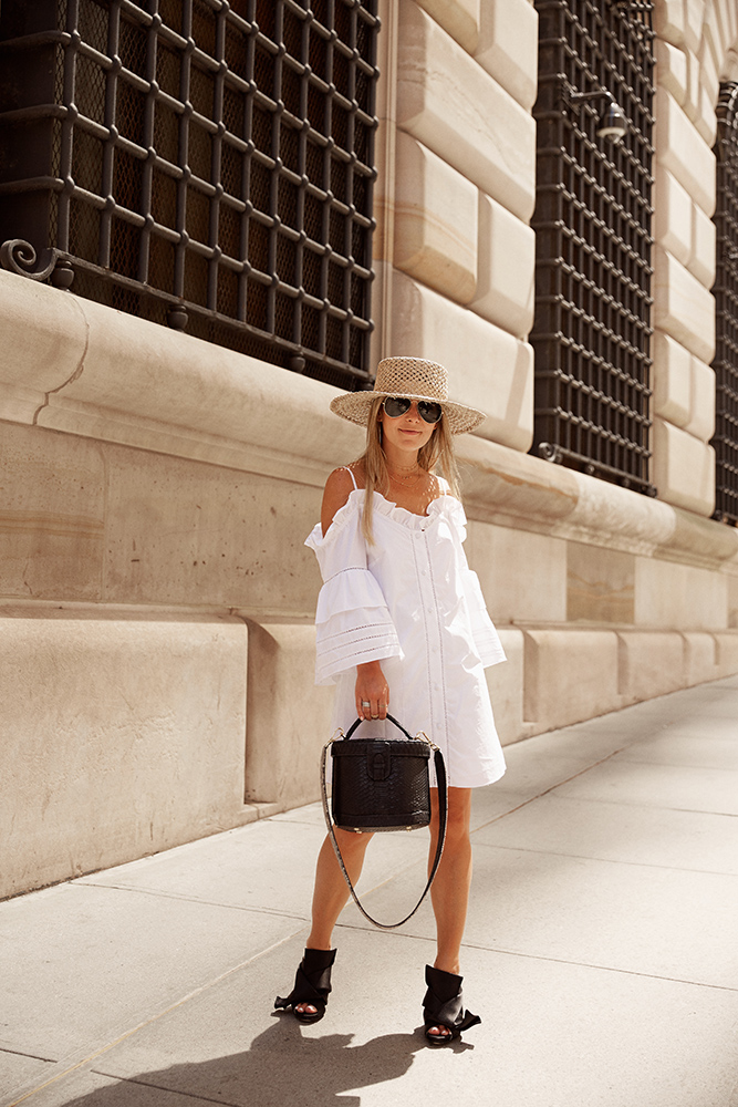 tips to wear white after labor day