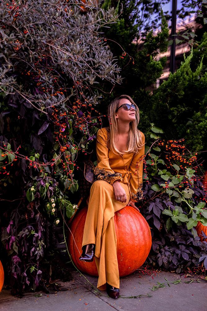 halloween-mustard-jumpsuit