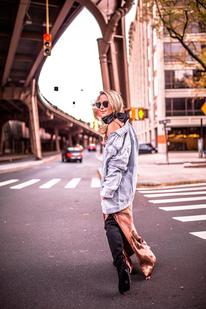 velvet-dress-denim-jacket