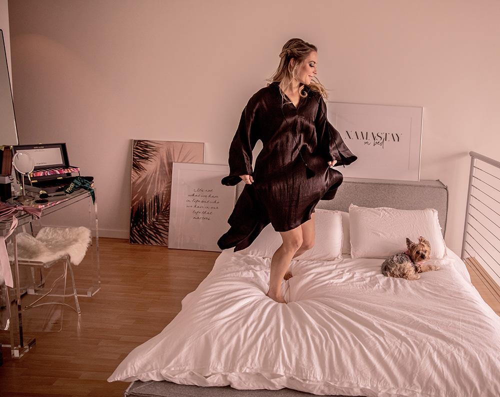 Christie Ferrari tips to getting a good night sleep psychology