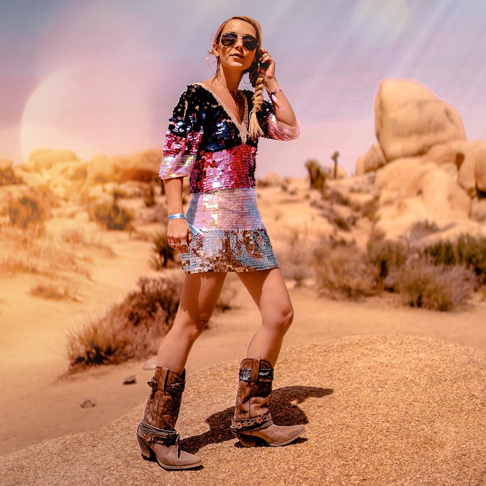 christie-ferrari-western-trend-coachella-desert-sequin-dress