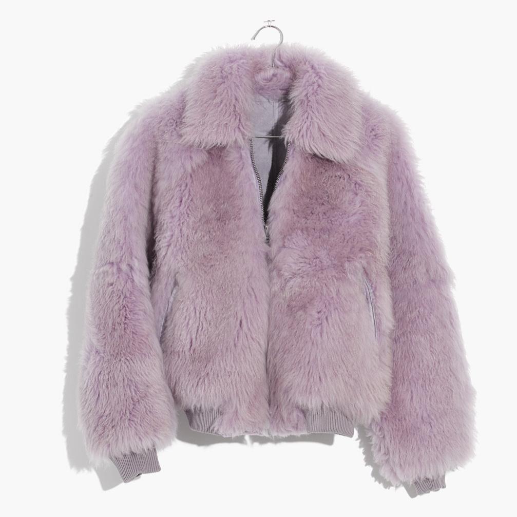 madewell-shearling-pink-coat