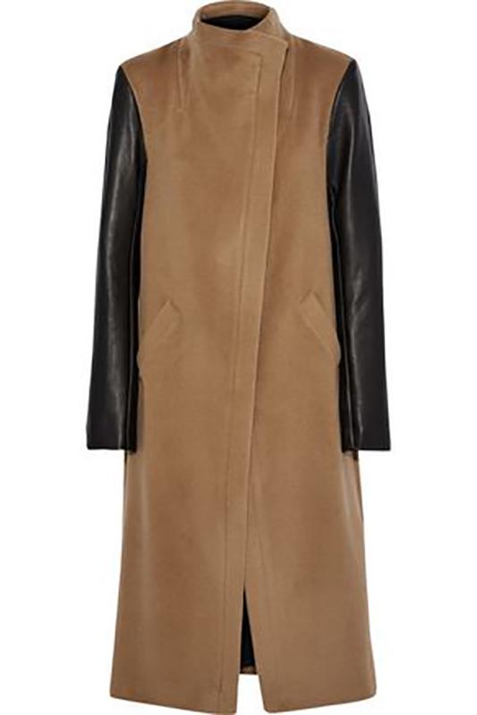 black-brown-coat-layering