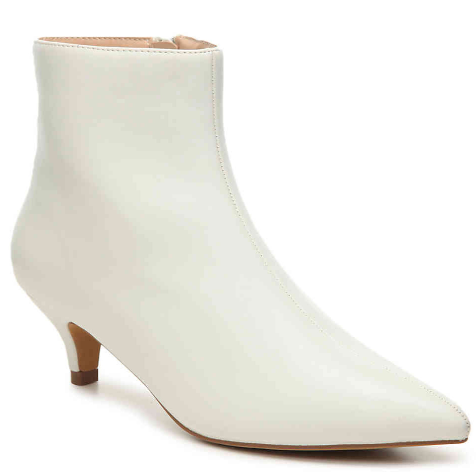white-booties