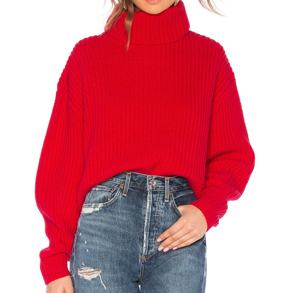 red-sweater-revolve