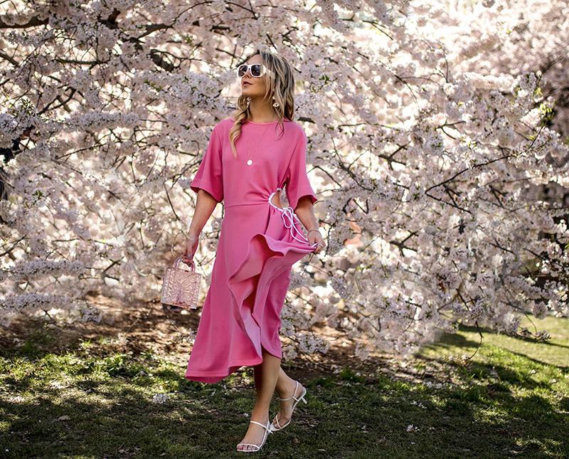spring-2019-pink-dress-christie-ferrari-1