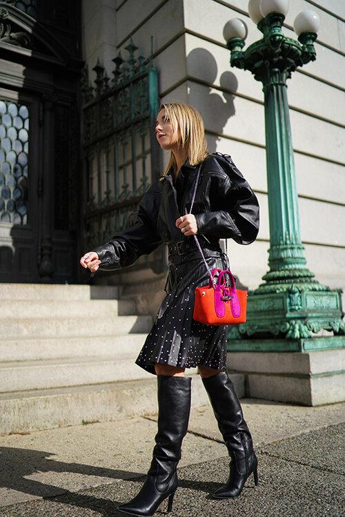 Hot Bag Alert: Longchamp Roseau Mini Review — christie ferrari