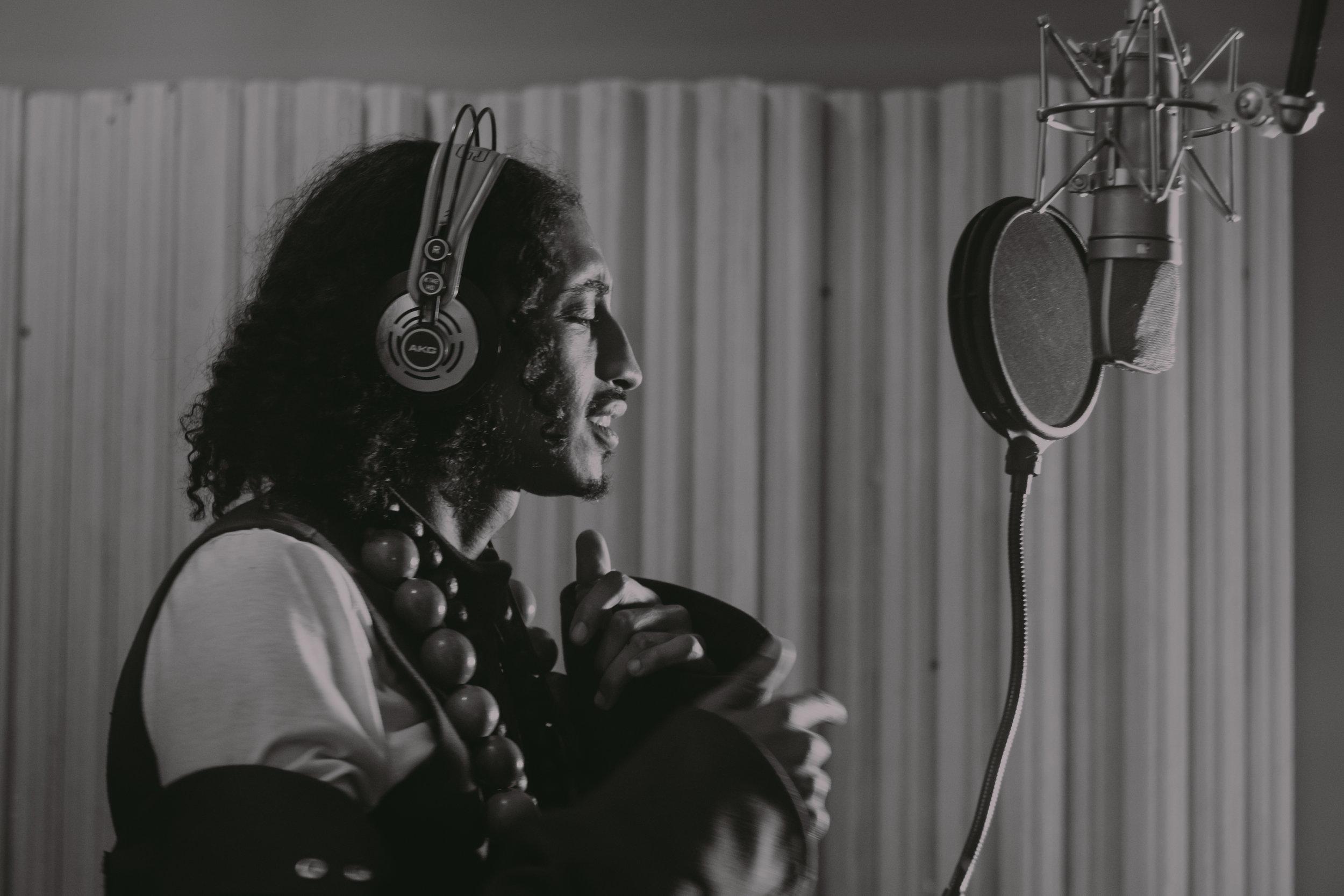 In the Studio with Triiibe - Oranjudio 12/2018