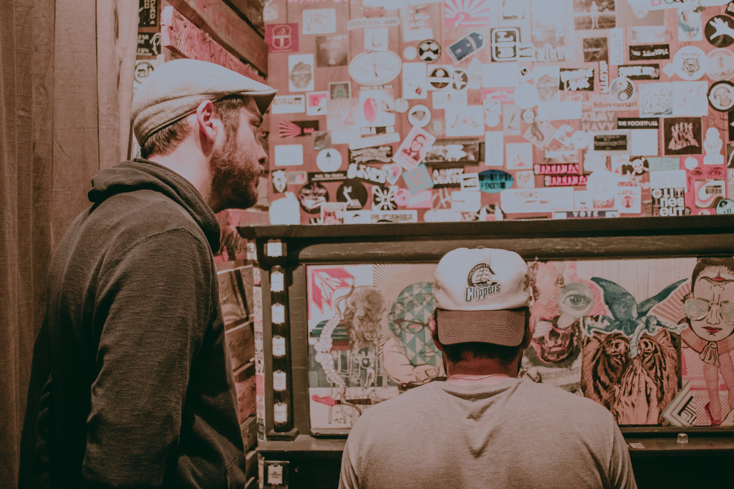 Show #7: Doug Fir Lounge - Portland, Oregon