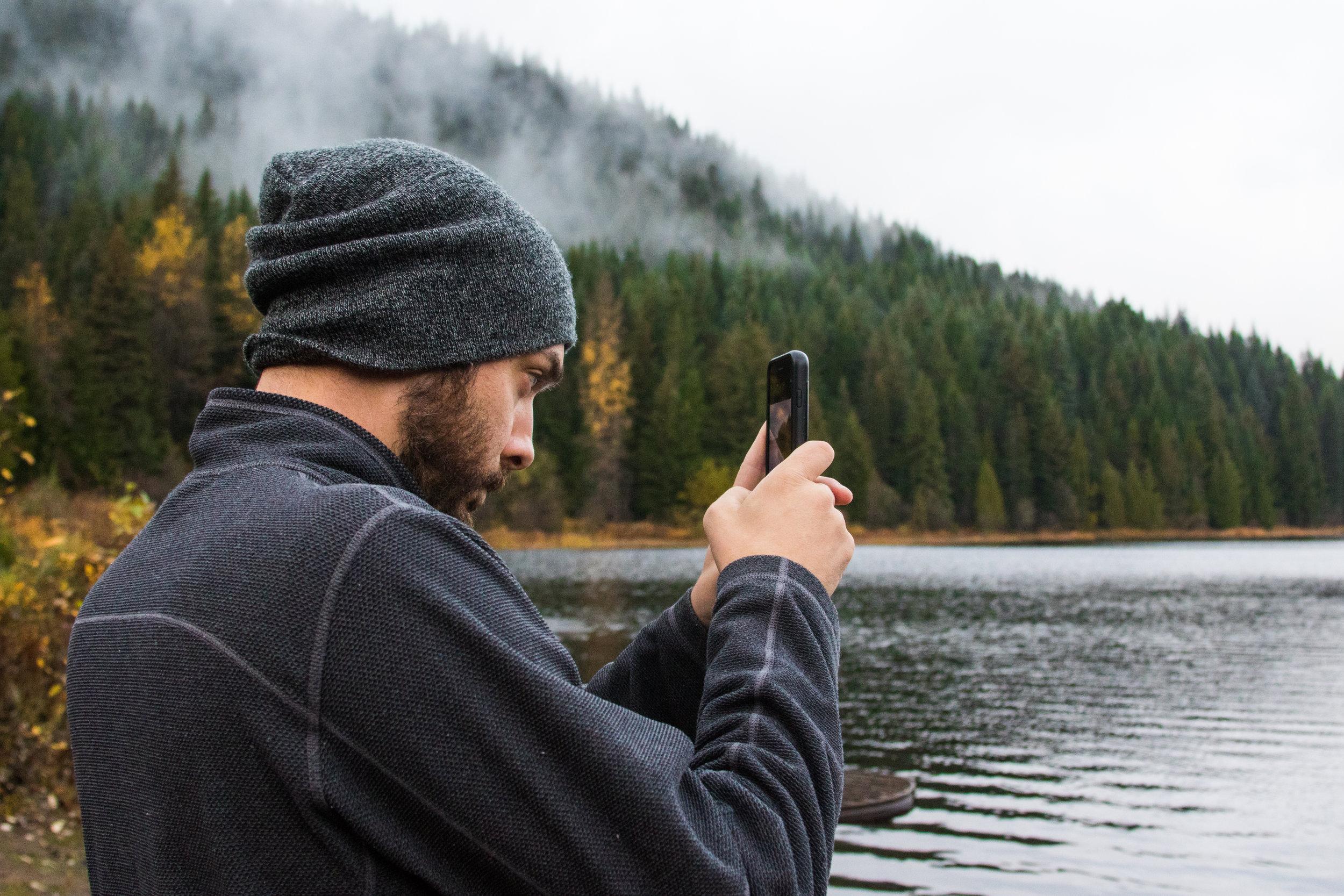 Off days in Oregon - Mt. Hood - Trillium Lake