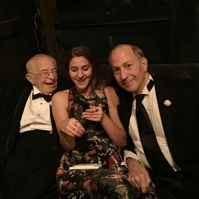 I'm heartbroken to say that my amazing grandfather, Jack Ahrens, is now gone from this world. He was born in Poland, survived the holocaust, and overall had a life full adventure, resilience, and the mundane pleasures of an ordinary life well lived. .  My grandpa and I have a very special relationship. We would talk for hours, about things that I didn't hear him talk to anyone else about. I cherish those times and hold them so closely to my heart. .  I have his hands, his nose, his stubbornness and ability to keep moving on, to walk through what is difficult and keep going. The freckles on our mouths we both get when it's summer. I will miss him forever. .  Whenever I saw him I would cuddle up close and we would hold hands. I can feel that right now even as I sit here without him. I know he will be forever with me. .  He passed peacefully last night. He told me that's what he wanted. Here's to my grandpa, I will love you forever. Thank you for all you have given me and for all that you were. .  Service on Long Island, NY on Friday, we will sit shiva Friday through Sunday. Details by direct message, please let me know if you want to come. .  With love, la