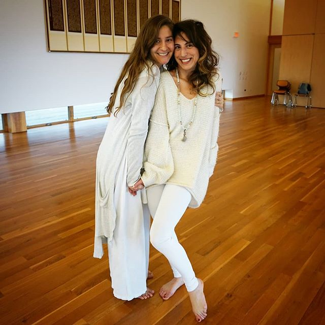 """Just a few spots left for """"Be Light! Tejas & Our Luminosity."""" A half-day Ayurveda and yoga staycation Retreat at The Moon Lodge at @hawthornfarmretreat center! Medfield, MA. Saturday, April 27th 8am-1pm with me and @laurenmassalas Ayurveda. .  The transition to  spring creates cool, damp qualities in the environment and can leave our bodies feeling heavy and congested, the mind feeling blue and dull. Yoga, pranayama, and vegetarian/vegan food we prepare for you will be specifically geared towards bringing qualities of lightness and brightness. .  Tejas is our luminosity of mind, body, and heart when our fire is well tended. It may look like a glow about the physical body, well-wielded intelligence, and a radiant spirit. .  Prepare to feel energized and clarified, to bring heat, sweat, and movement to that which is stuck and stagnant. Pre-practice beverage, yoga practice, ayurvedic lecture and discussion, and lunch will be included in this rejuvenating day. You'll be sent back home with new motivation and vigor. .  DM to claim your spot!  #yoga #yogaretreat #ayurvedaretreat #yogateacher"""