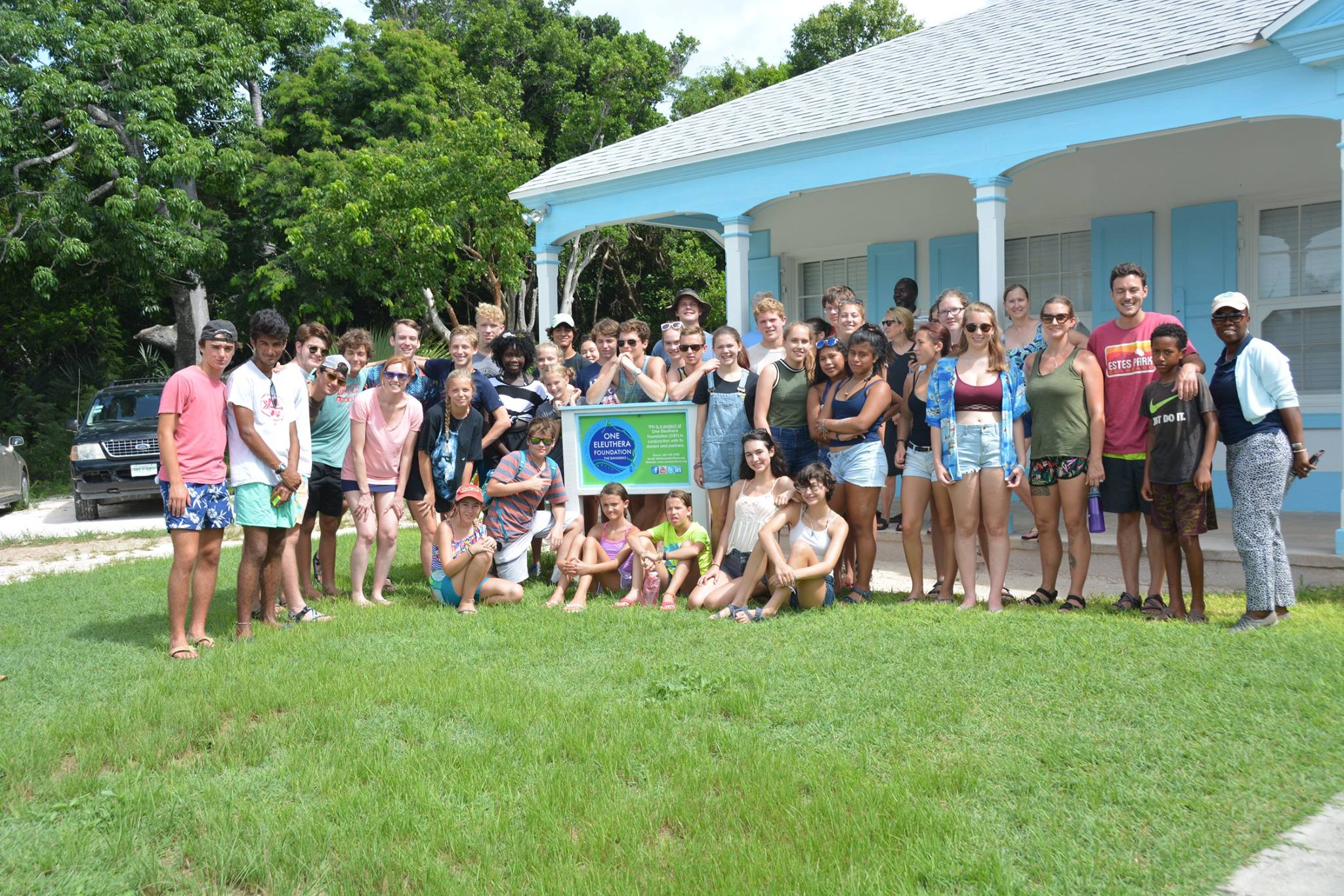 Photo from One Eleuthera Foundation