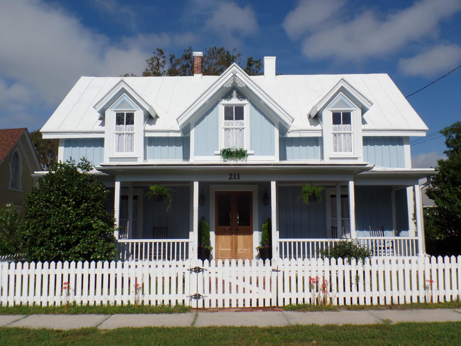 The Admiral's house, Beaufort, NC Built circa 1883.