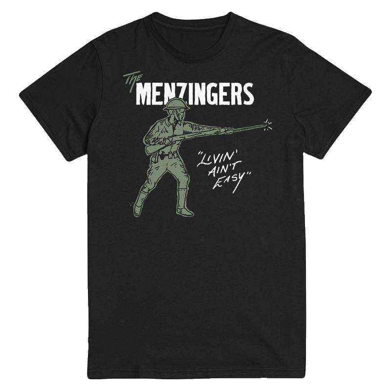 The Menzingers - Livin' Ain't Easy