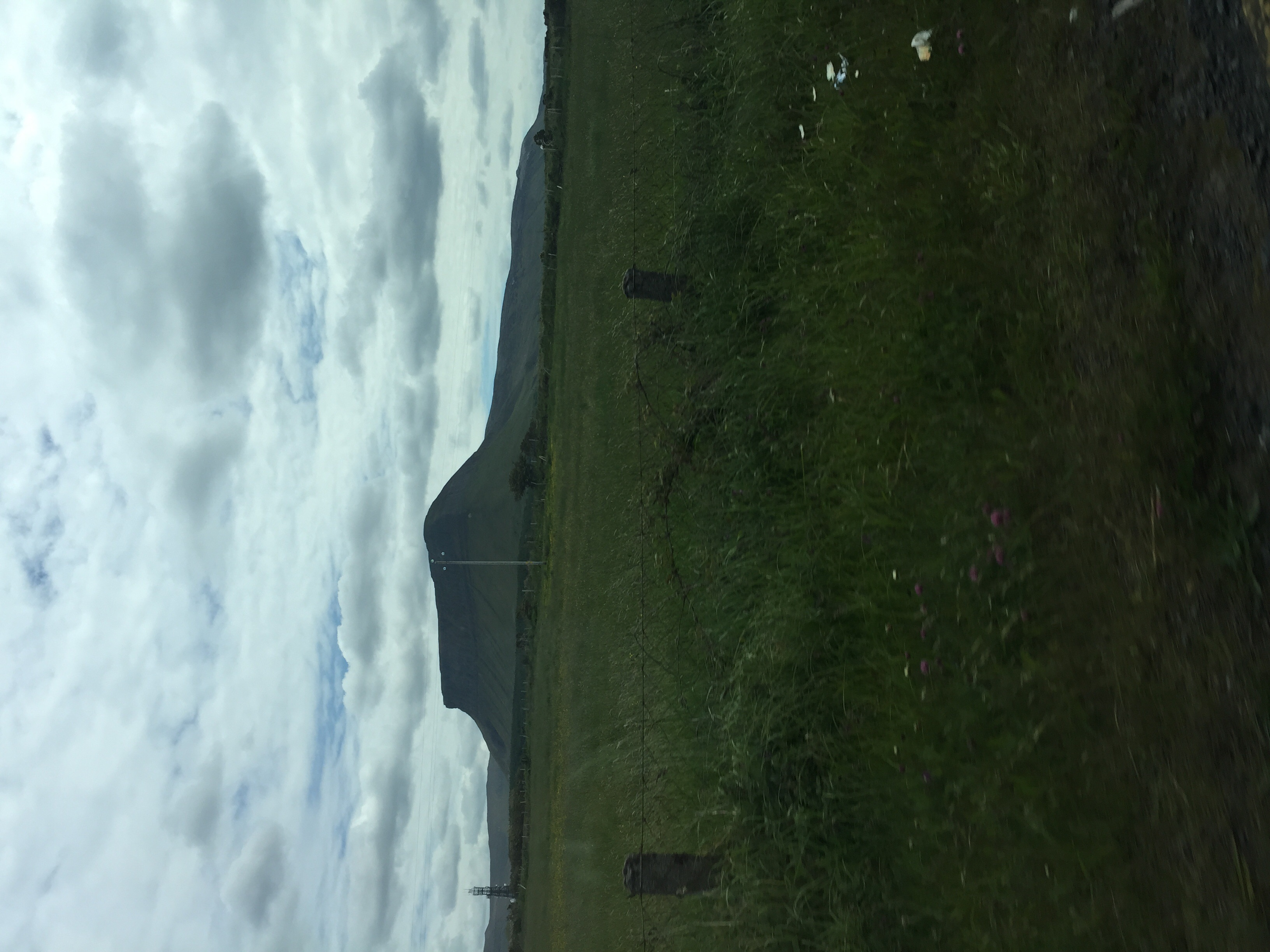 Ben Bulben and the Darty Mountains