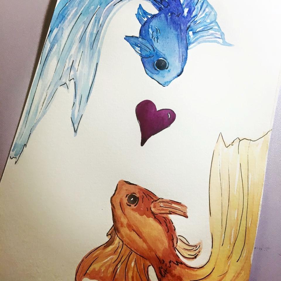 Fish Need Love