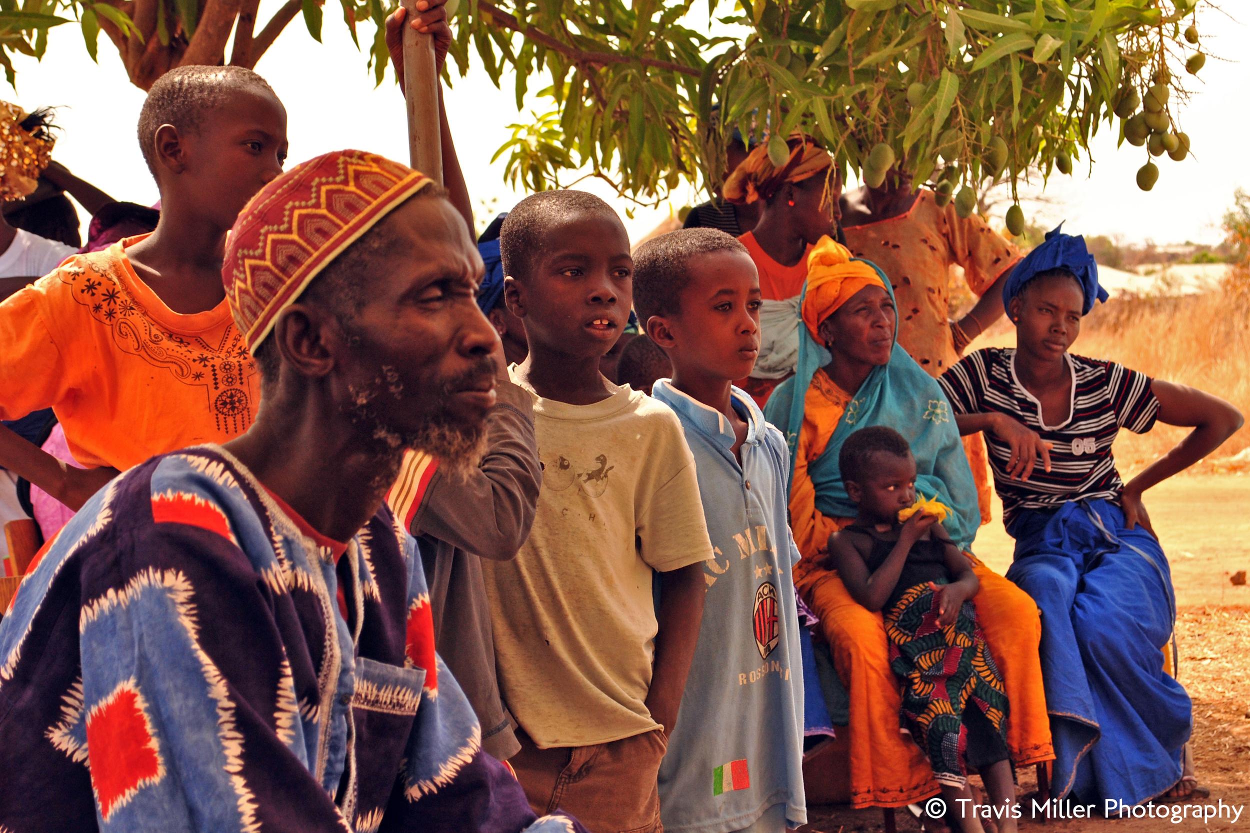 Engaged    Sankwia, The Gambia