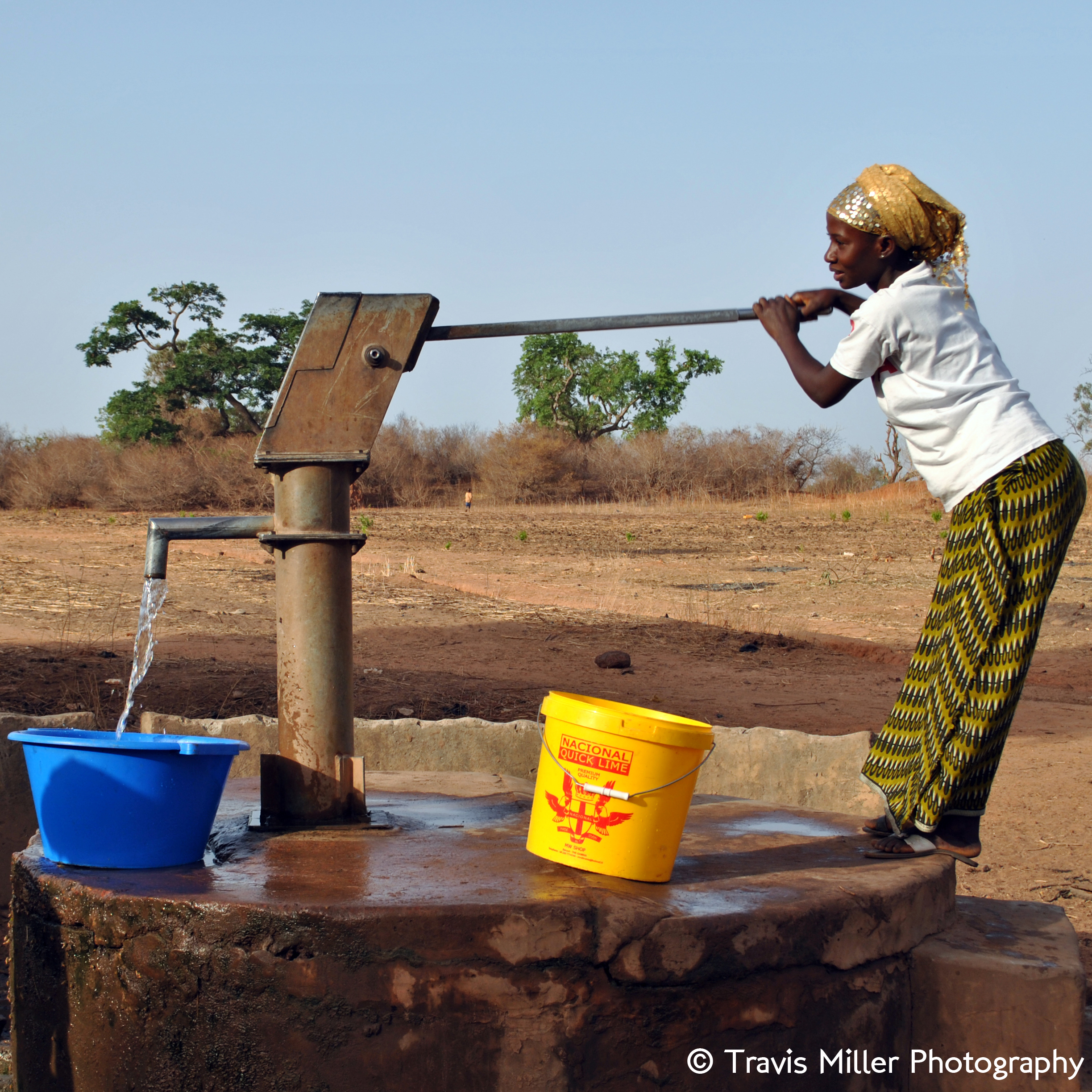 How Half the World Gets its Water   Si Kunda, The Gambia