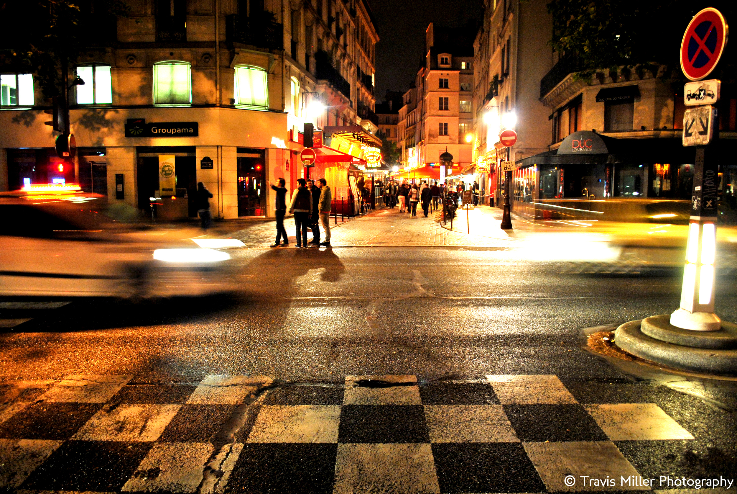 A Red Light (District) /    Paris, France