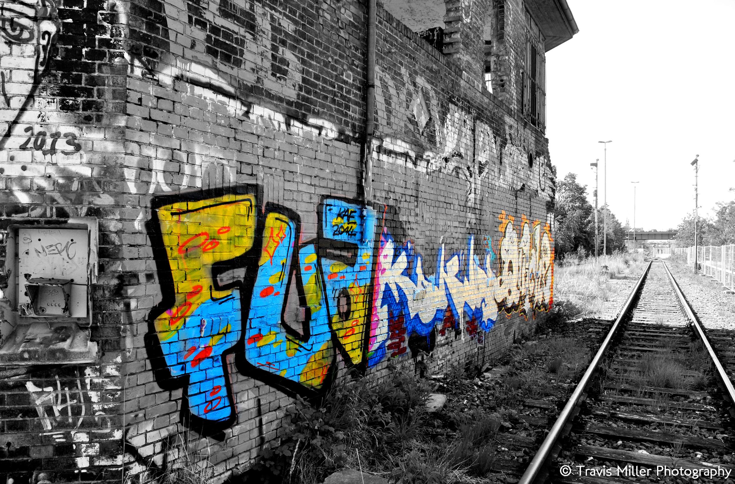 Reusable Canvas /  Berlin, Germany