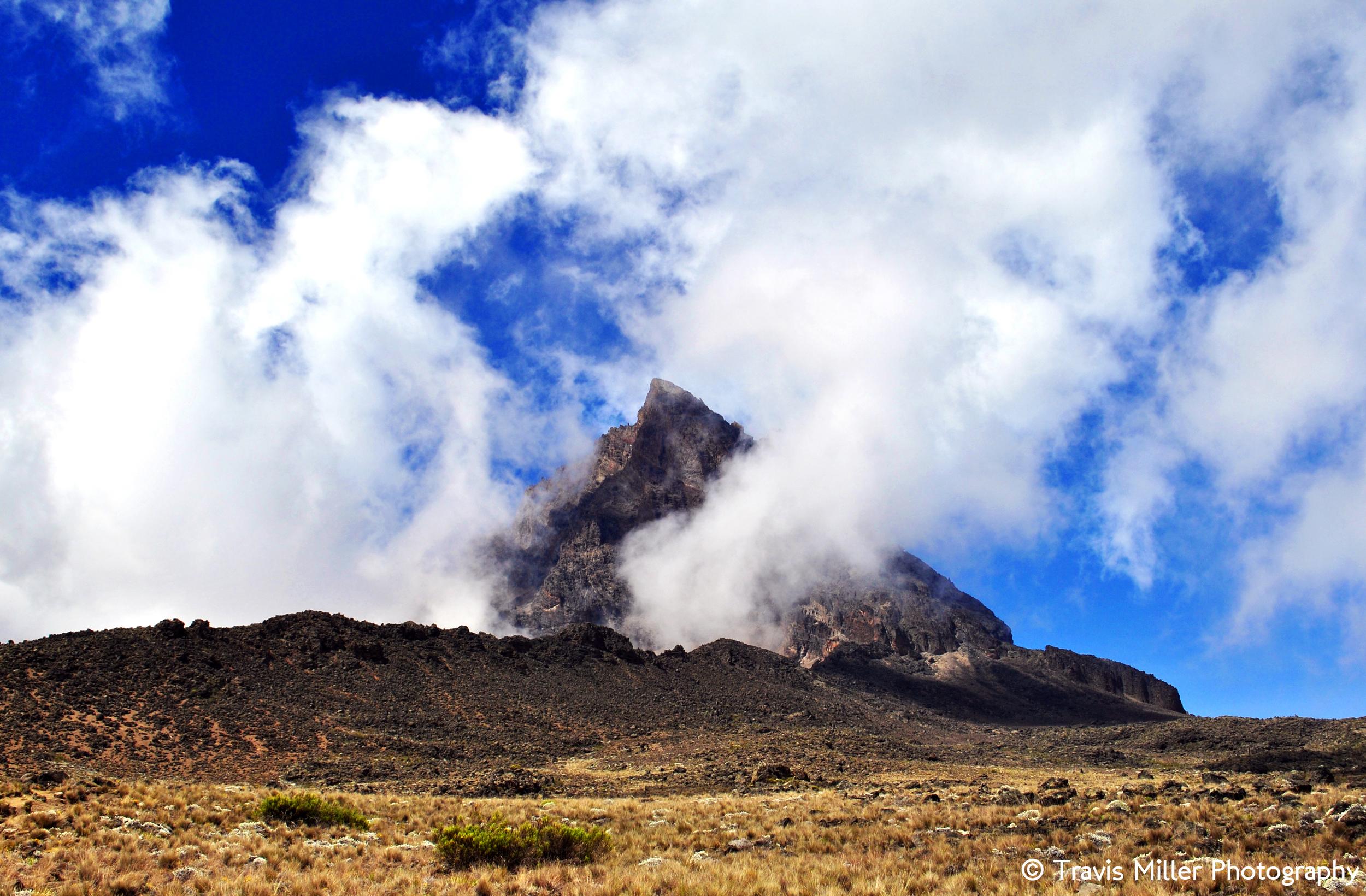 Mawenzi Peak /  Mount Kilimanjaro, Tanzania