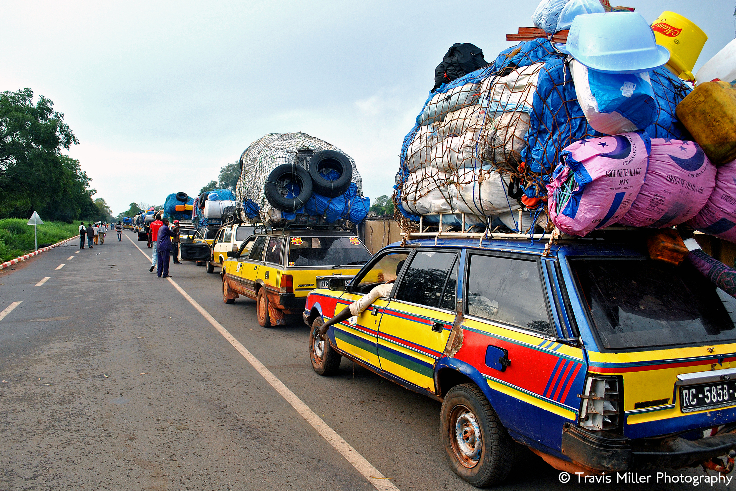All Packed Up /  Senegal-Guinea Frontier