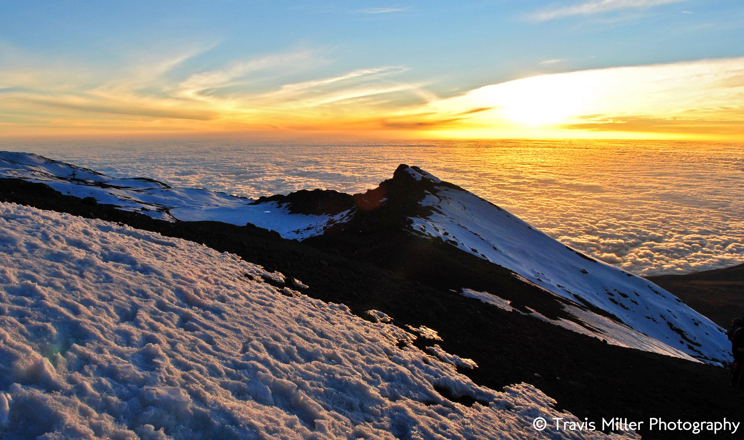 The Roof of Africa /   Mount Kilimanjaro, Tanzania