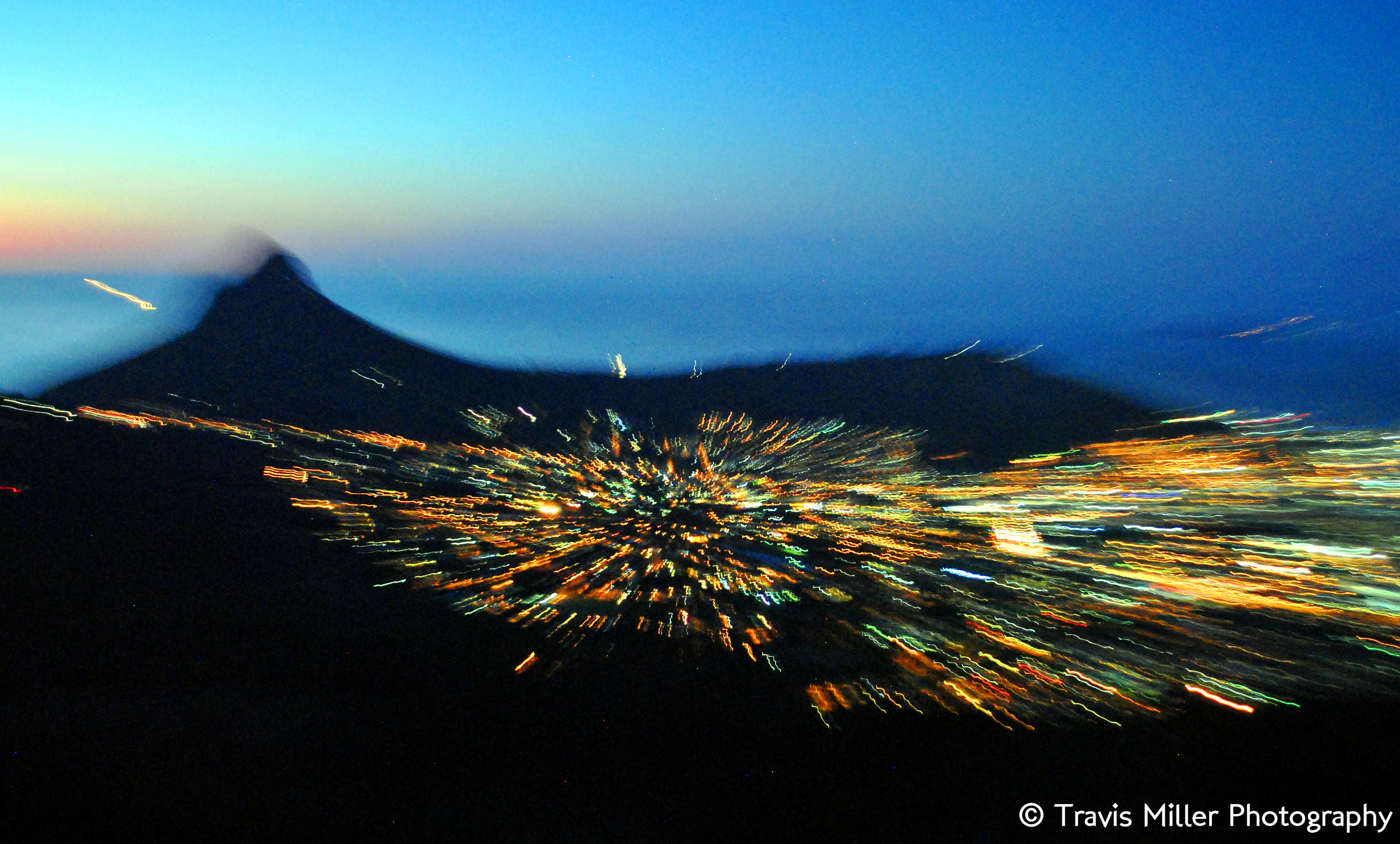 The Devil's View /  Cape Town, South Africa