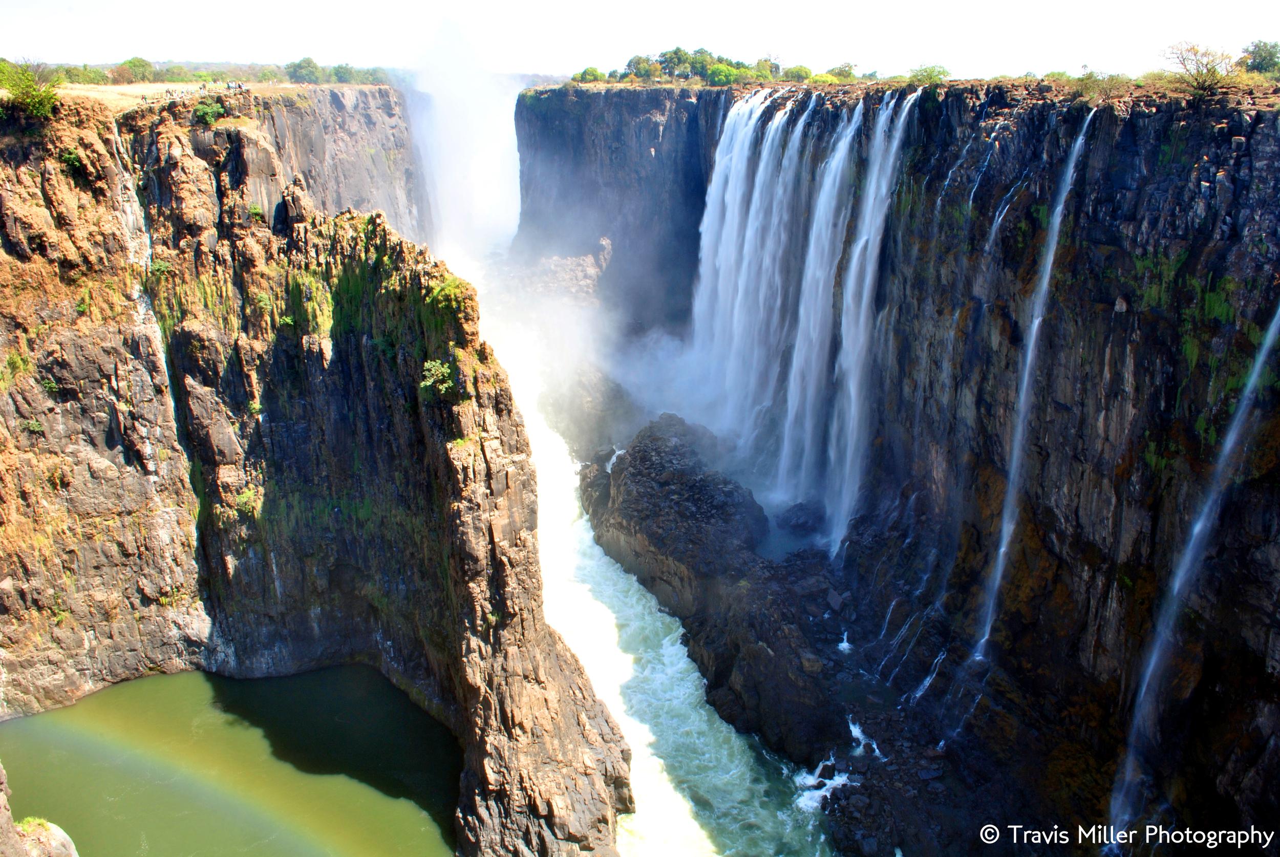 Victoria Falls /  Victoria Falls, Zambia