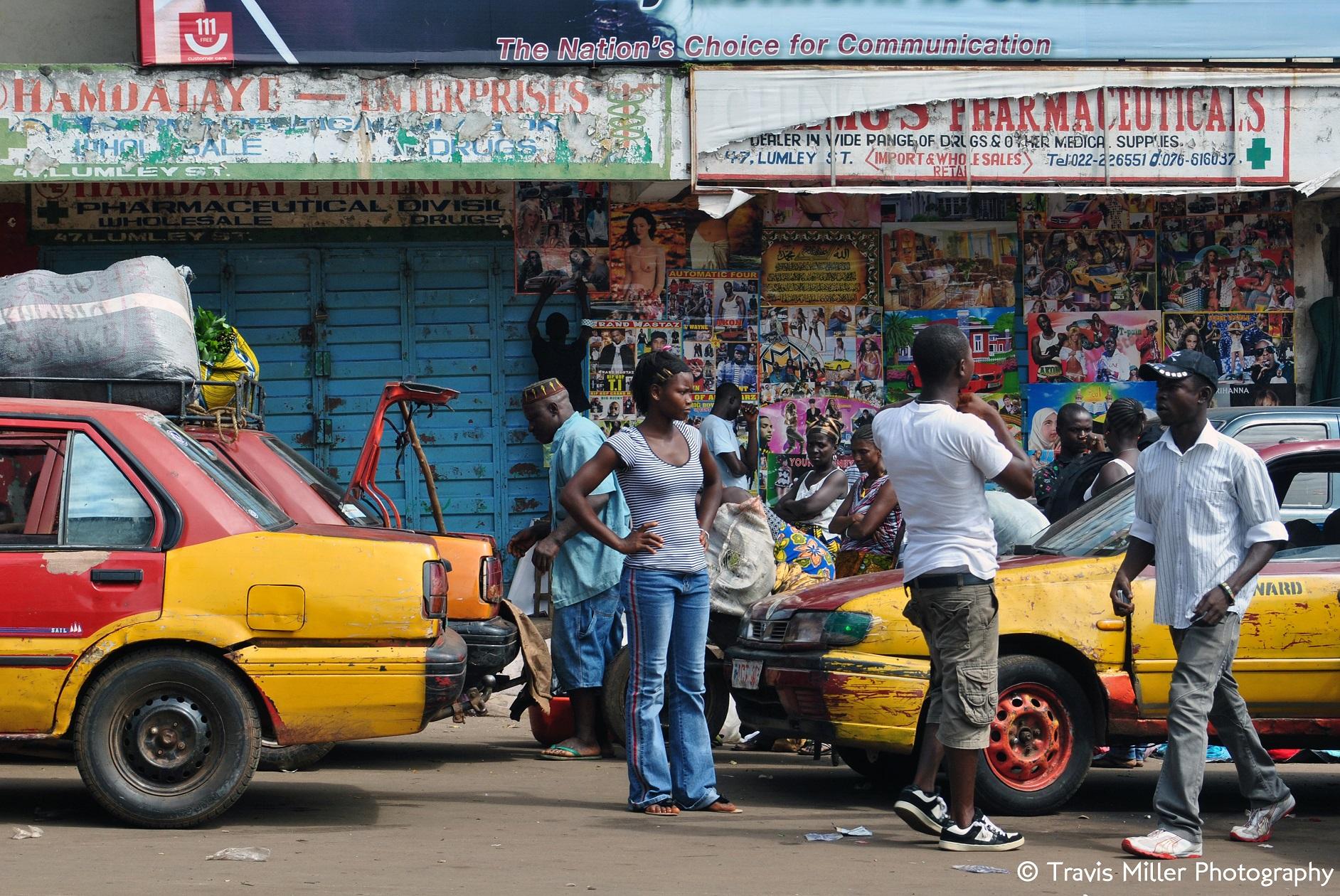 Street Level /  Freetown, Sierra Leone