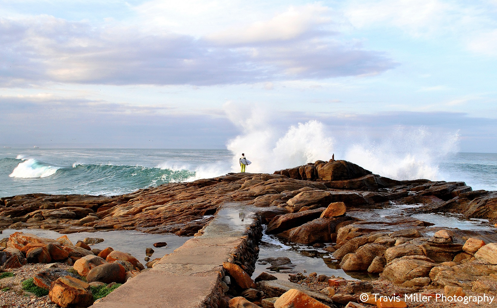 Checkin the Surf /   Mossel Bay, South Africa