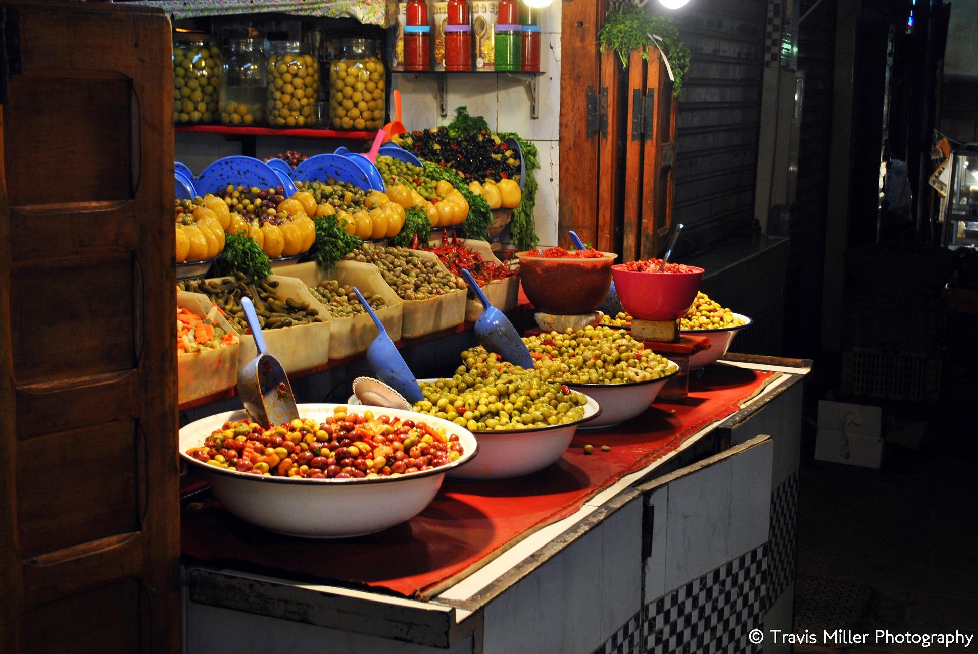 Olives! /  Fes, Morocco