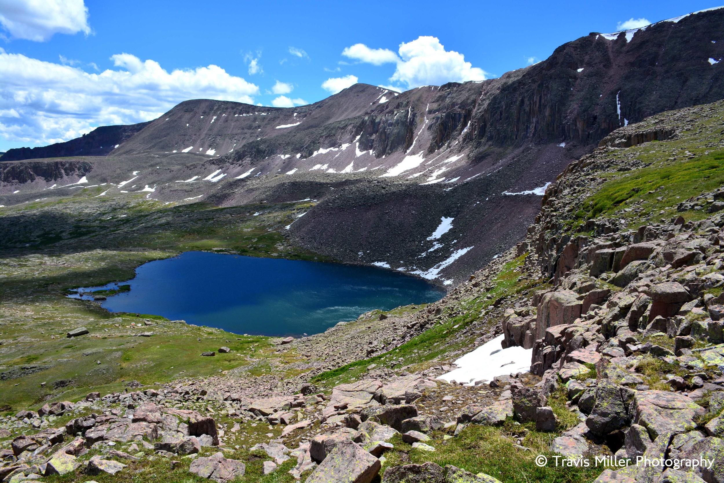 Machin Lake /     La Garita Wilderness Area, CO