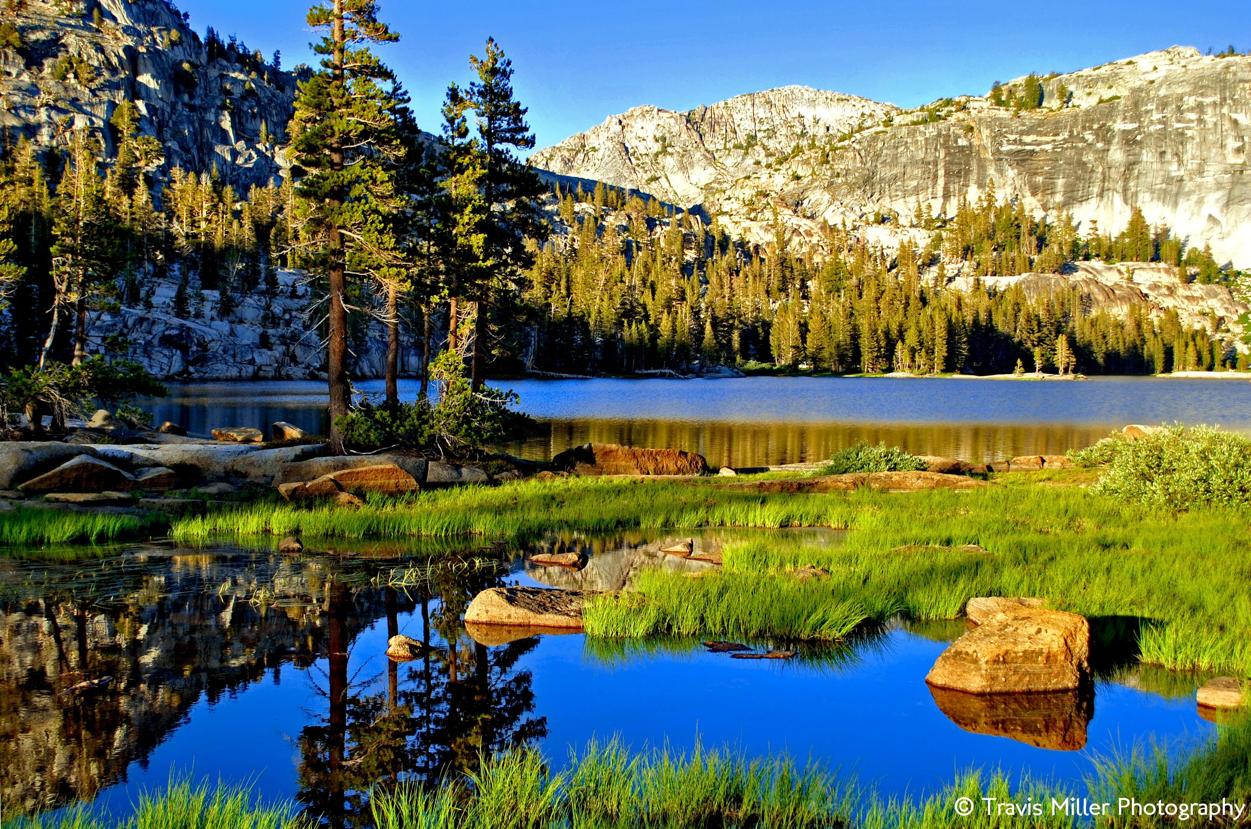Smedberg Lake /  Yosemite National Park, CA