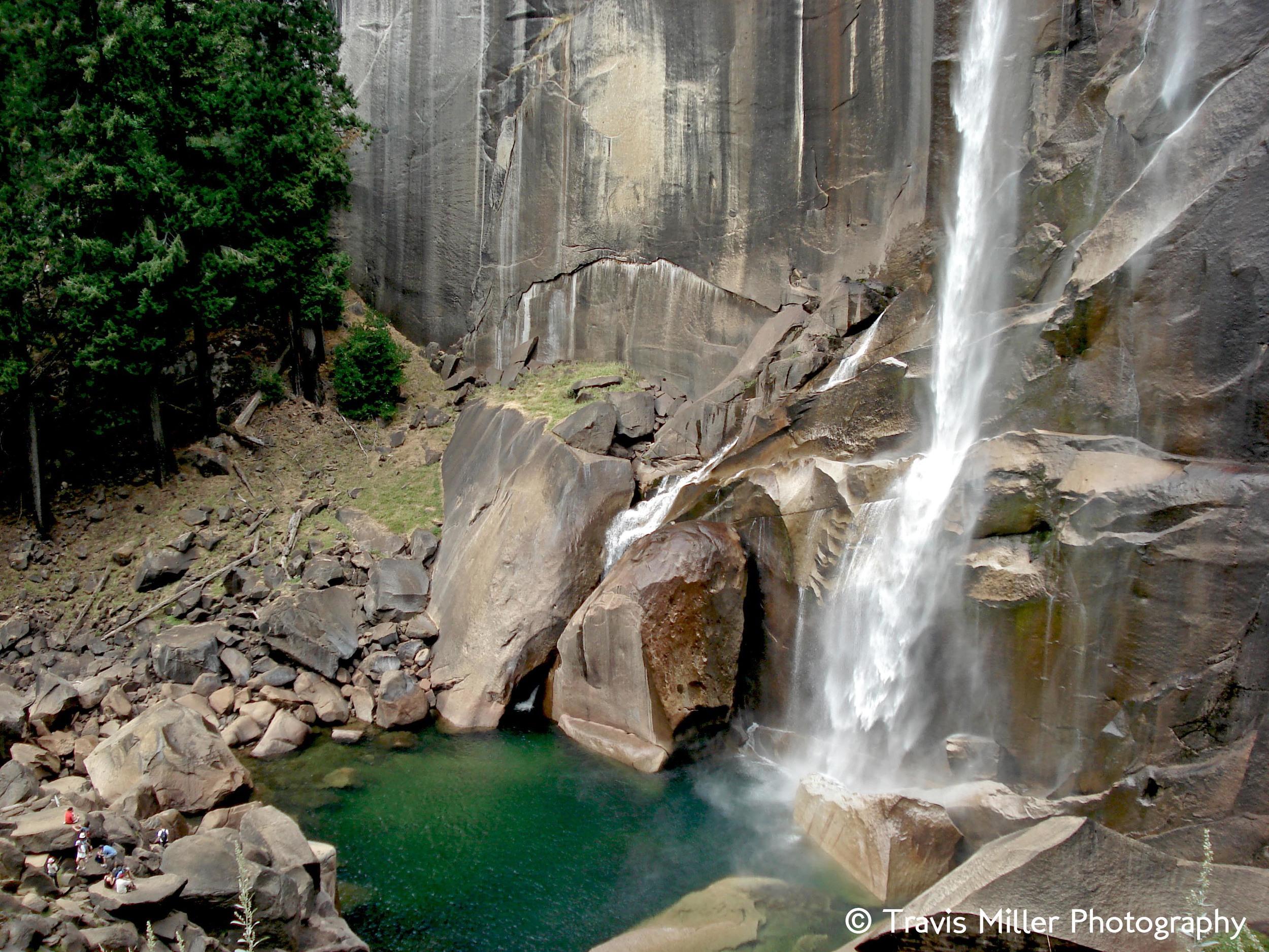 Vernal Falls /   Yosemite National Park, CA