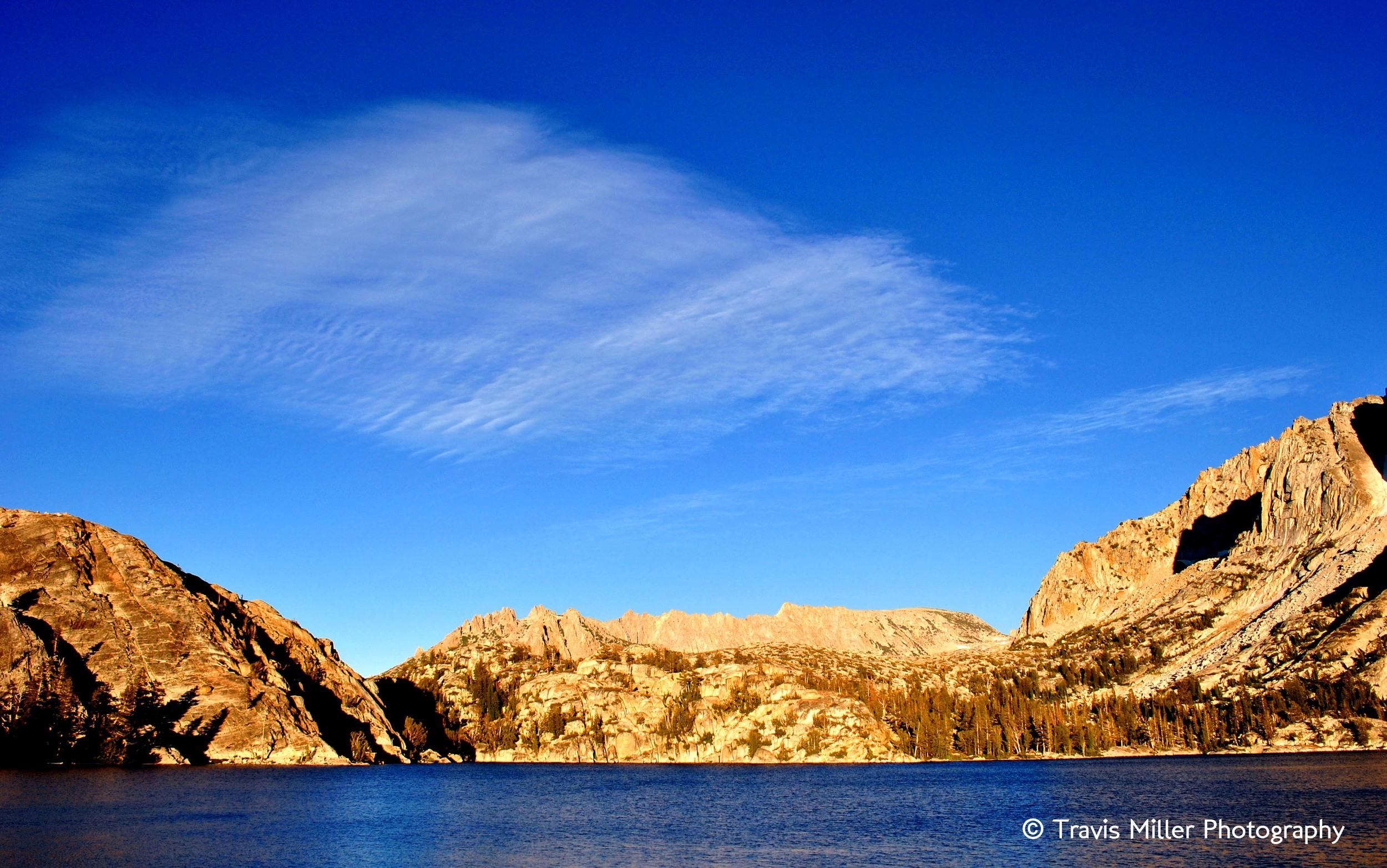 Peeler Lake /  Yosemite National Park, CA