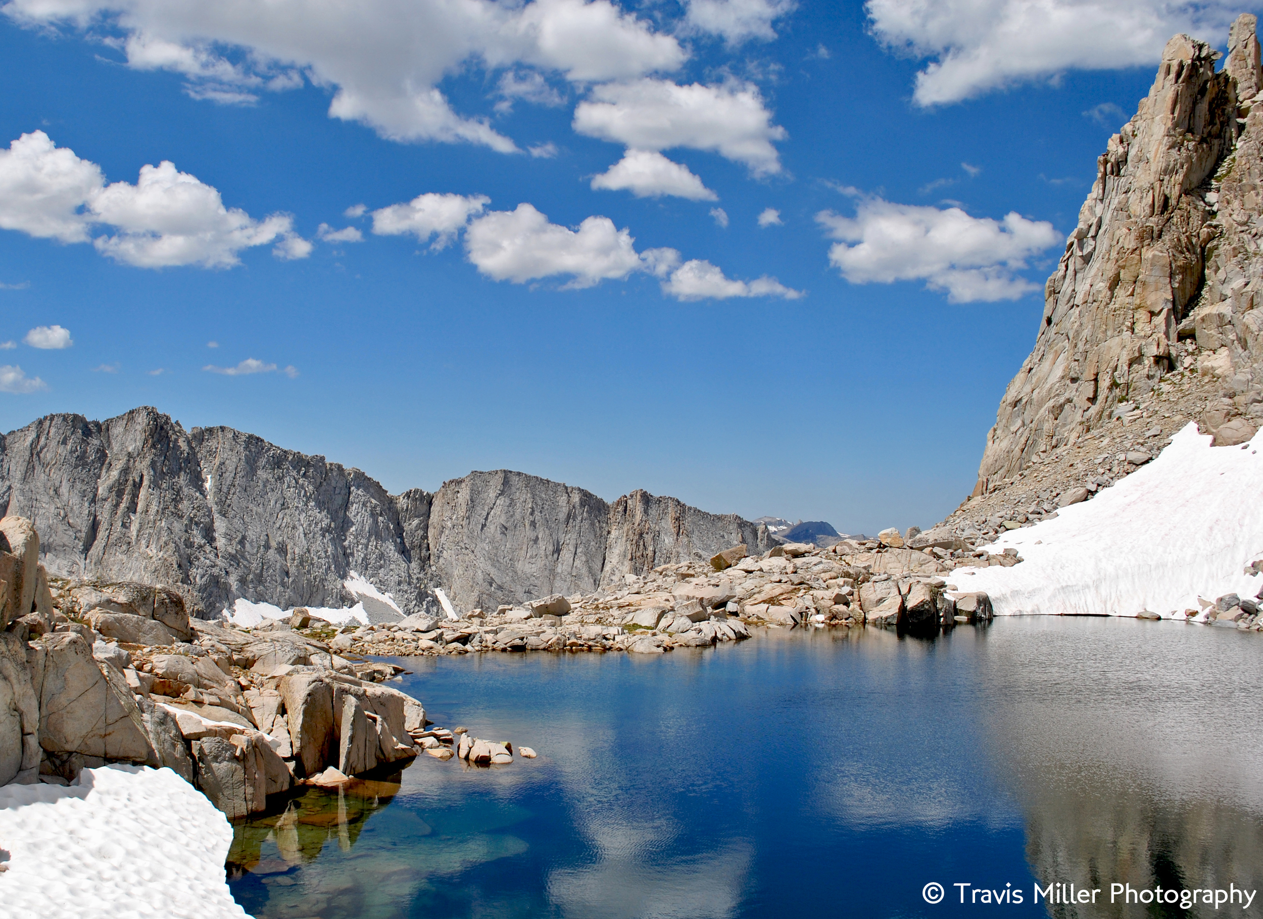 Sphinx Lake /   Kings Canyon National Park, CA