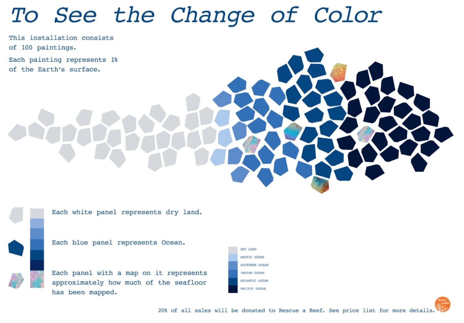 To See The Change Of Color Lizzy Taber